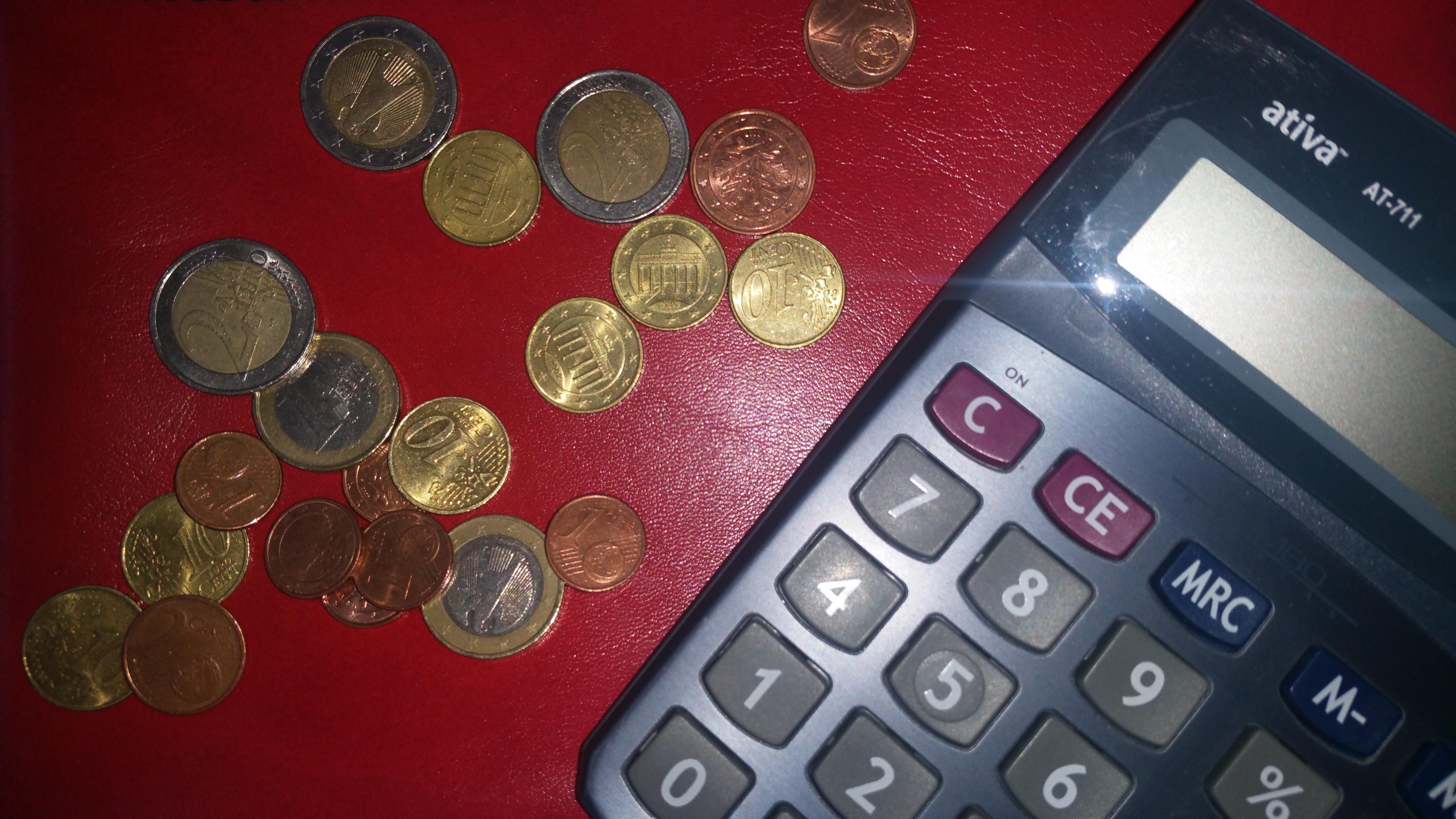 Wie Viele Münzen Muss Eine Tankstelle Eigentlich Annehmen Und