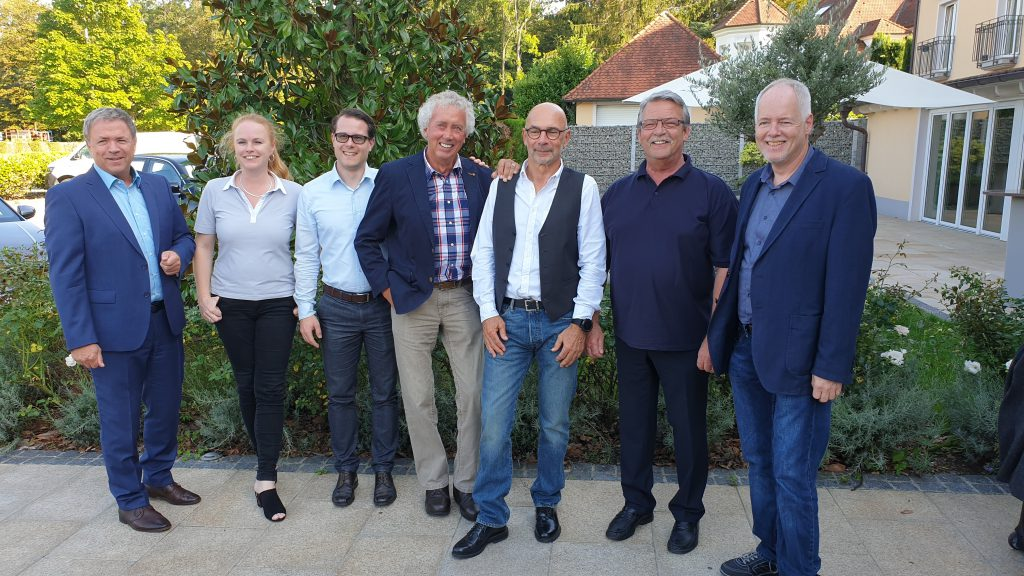 ZTG-Vorstand 2019